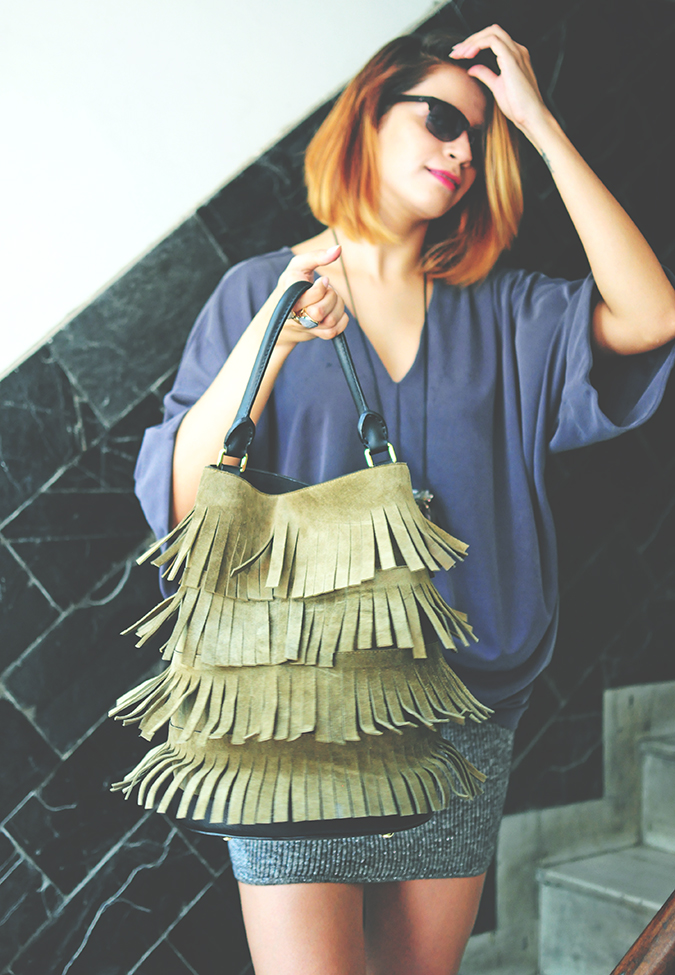 Burberry Bucket Bag | Akanksha Redhu | #ootd | bag twirl