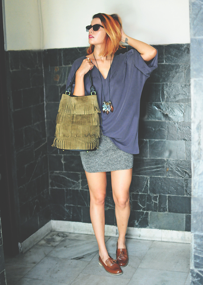 Burberry Bucket Bag | Akanksha Redhu | #ootd | full front