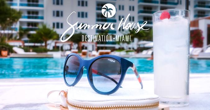 Summer House Miami Contest | Vogue Eyewear | Akanksha Redhu | 2