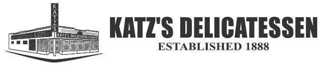 Katz's Delicatessen | #RedhuxNYC | branding strip