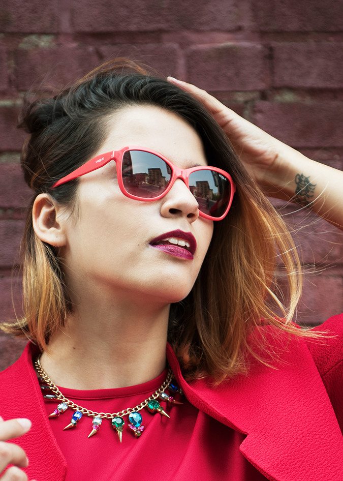 Summer House Miami Contest | Vogue Eyewear | Akanksha Redhu | wearing