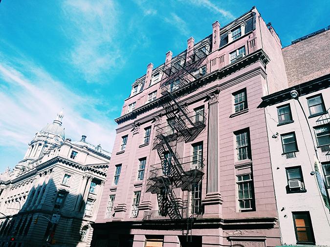New York City | #RedhuxNYC | nyc building