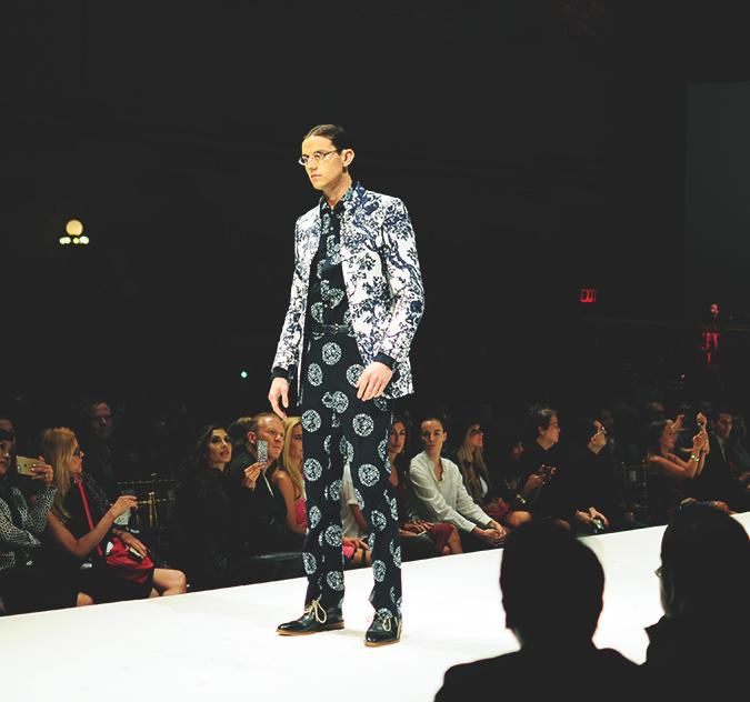 Malan Breton | StyleFW | NYFW | #RedhuxNYC | printed menswear