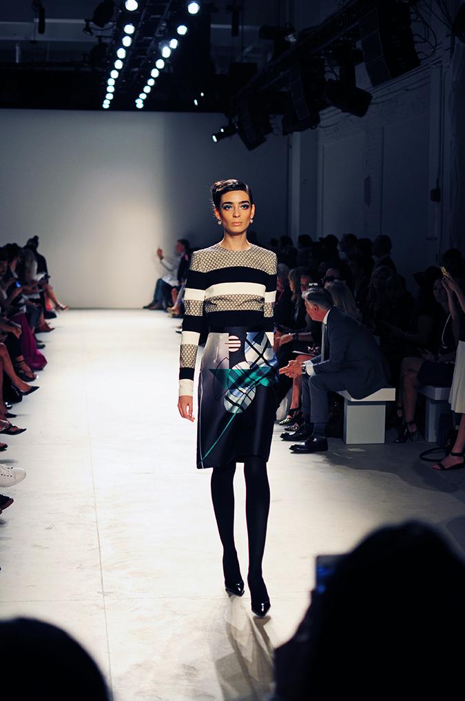 Bibhu Mohapatra | NYFW | Akanksha Redhu | print skirt full