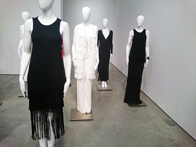 Tess Giberson | NYFW | #RedhuxNYC | black and whites