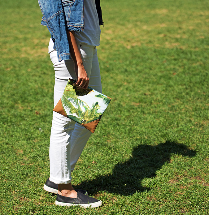 Bryant Park | New York City | #RedhuxNYC | lower front half grass