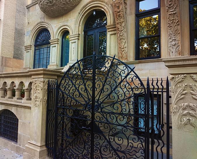 Sarabeth's  | New York City | Akanksha Redhu | gate