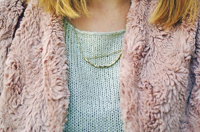 Warm n Fuzzy | Only India | Akanksha Redhu | necklace