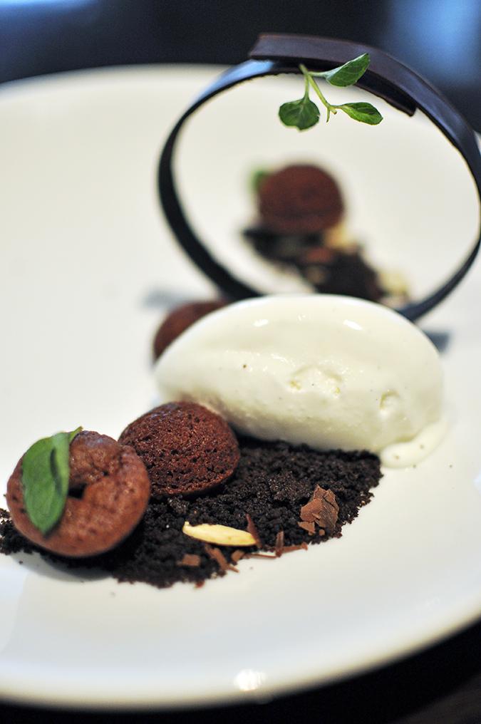 Akira Back - JW Marriott | Akanksha Redhu | dessert