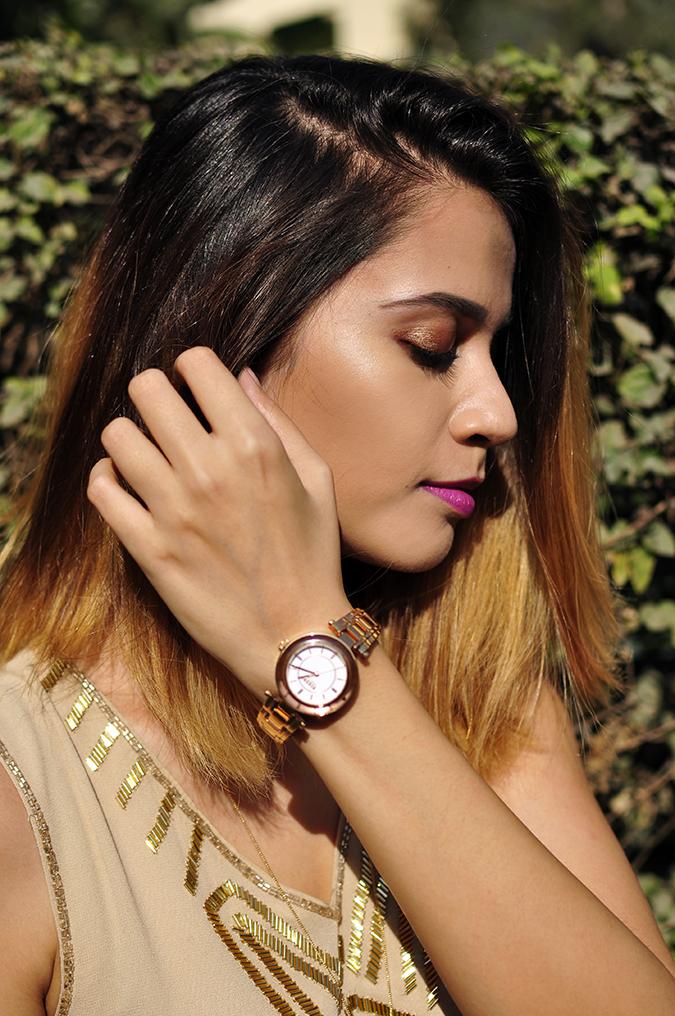 Vero Moda Marquee   Akanksha Redhu   watch face