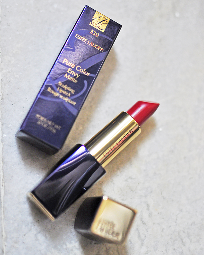 Beauty Edit Dec | Akanksha Redhu | Estee Lauder lipstick pieces