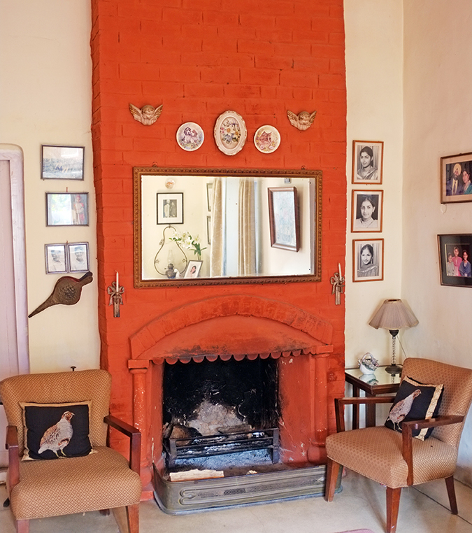 Akanksha Redhu | Travel India | living room fireplace long