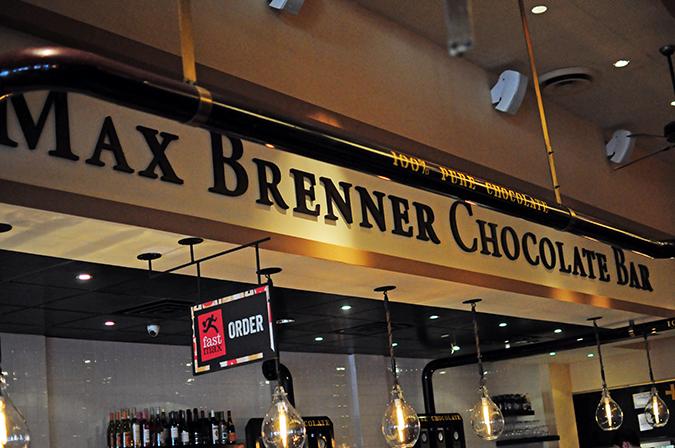 #RedhuxNYC | max brenner branding