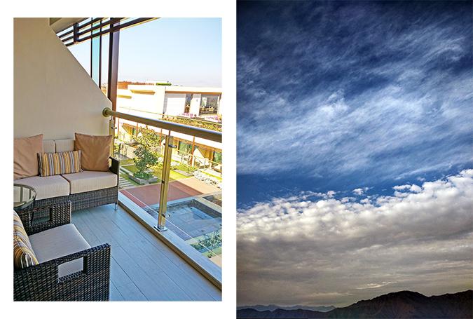 JW Marriott Mussoorie | Akanksha Redhu | Travel | room balcony & view combo