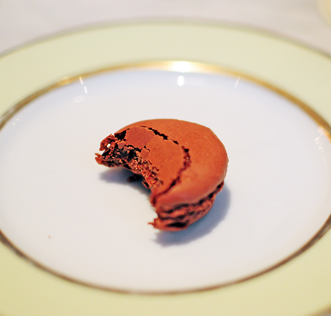 New York | Akanksha Redhu | #RedhuxNYC | Laduree macaron