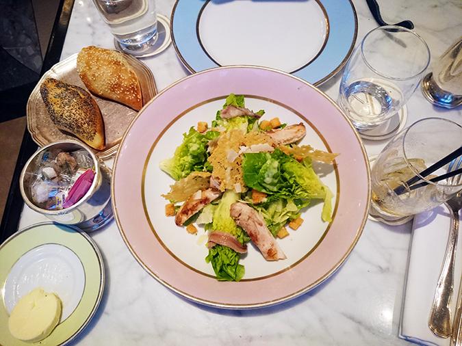New York | Akanksha Redhu | #RedhuxNYC | Laduree salad phone