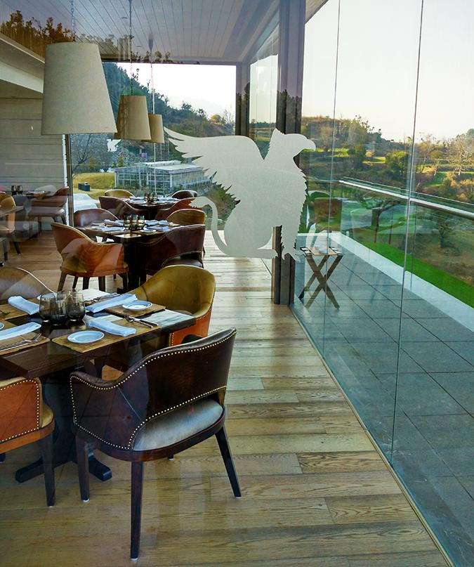 JW Marriott Mussoorie | Akanksha Redhu | Travel | trout through glass