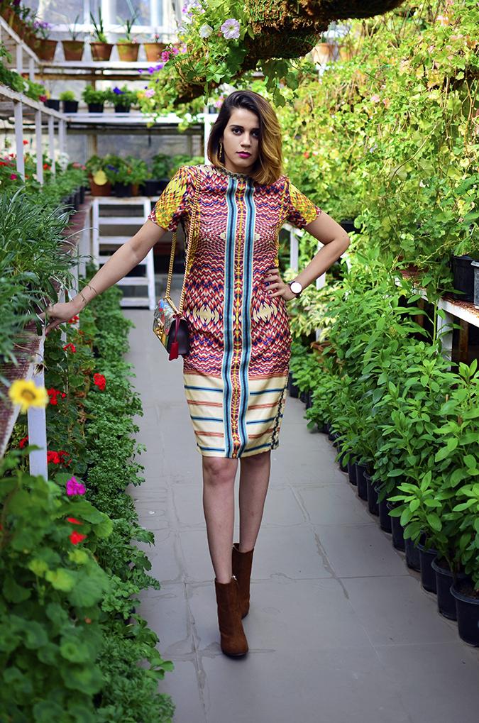 The Greenhouse | Gucci | Akanksha Redhu | full front aisle hand on railing