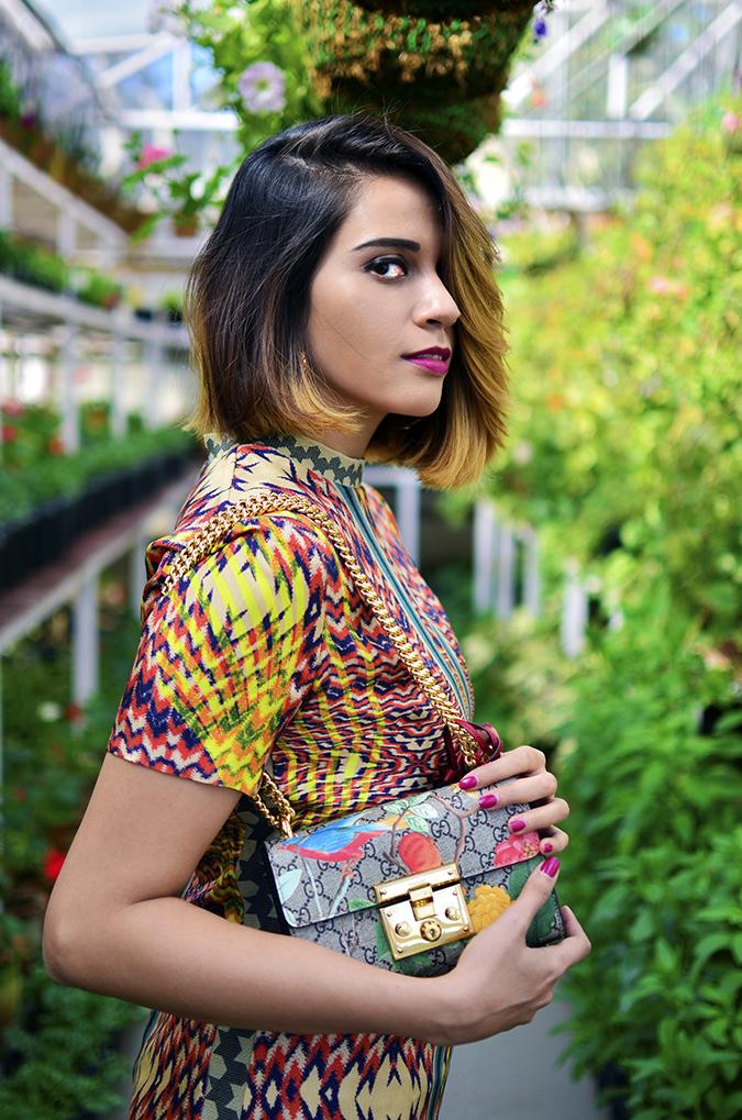 The Greenhouse | Gucci | Akanksha Redhu | half side bag short chain