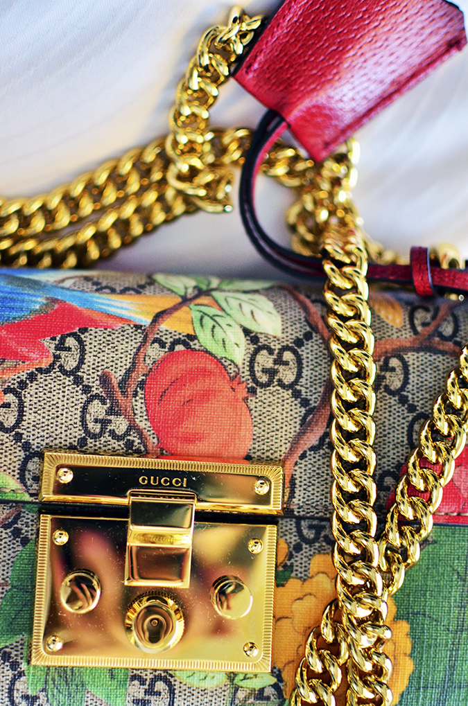Gucci Tian | Akanksha Redhu | closeup long