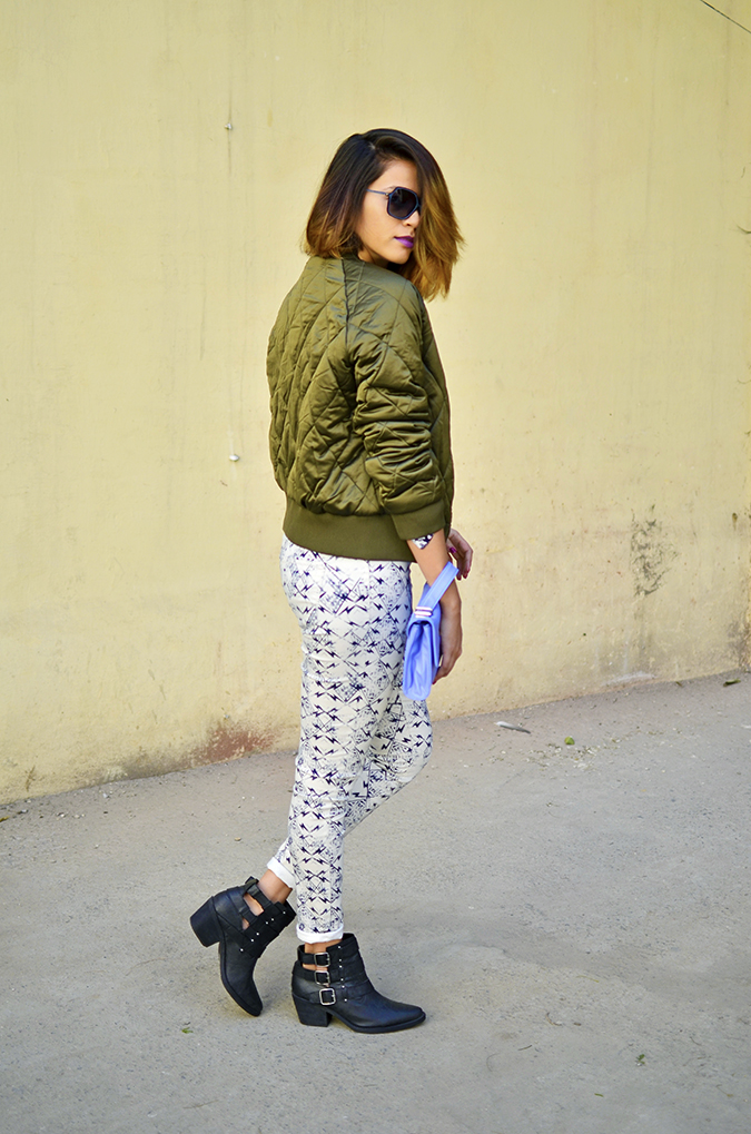 Print Life | Vero Moda | Akanksha Redhu | full die jacket