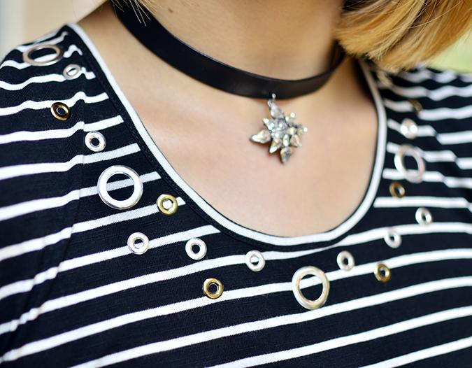 Stripes | Sbuys | Akanksha Redhu | necklace wide