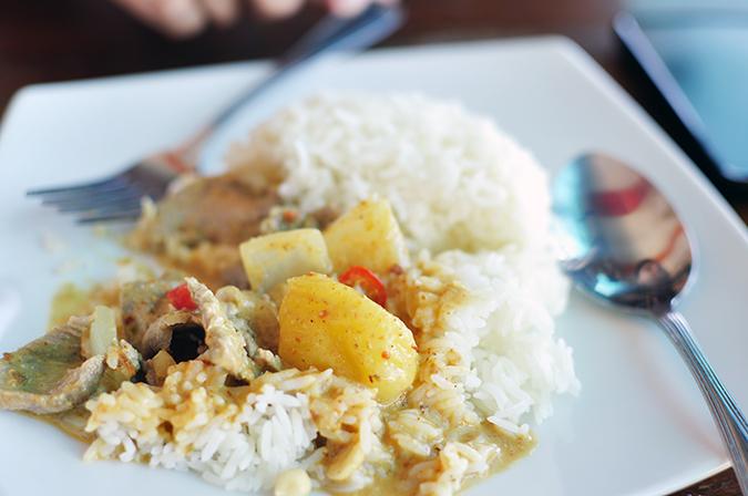 Lad Koh | Koh Samui | Thailand | Akanksha Redhu | pork curry
