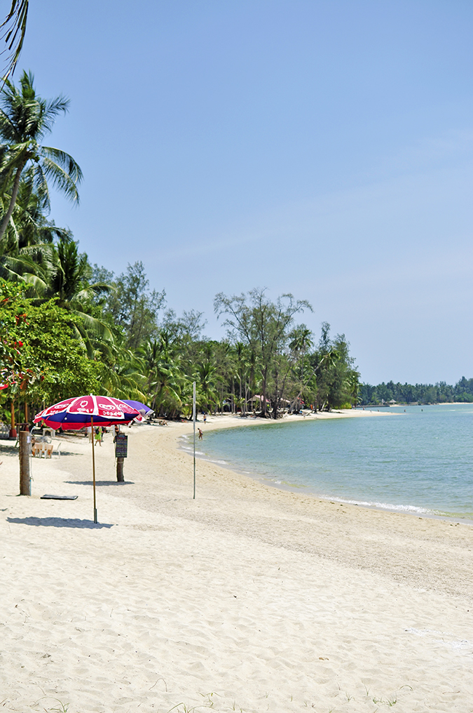 Coconut Beach   Koh Samui   Akanksha Redhu   #RedhuxKohSamui   beach front