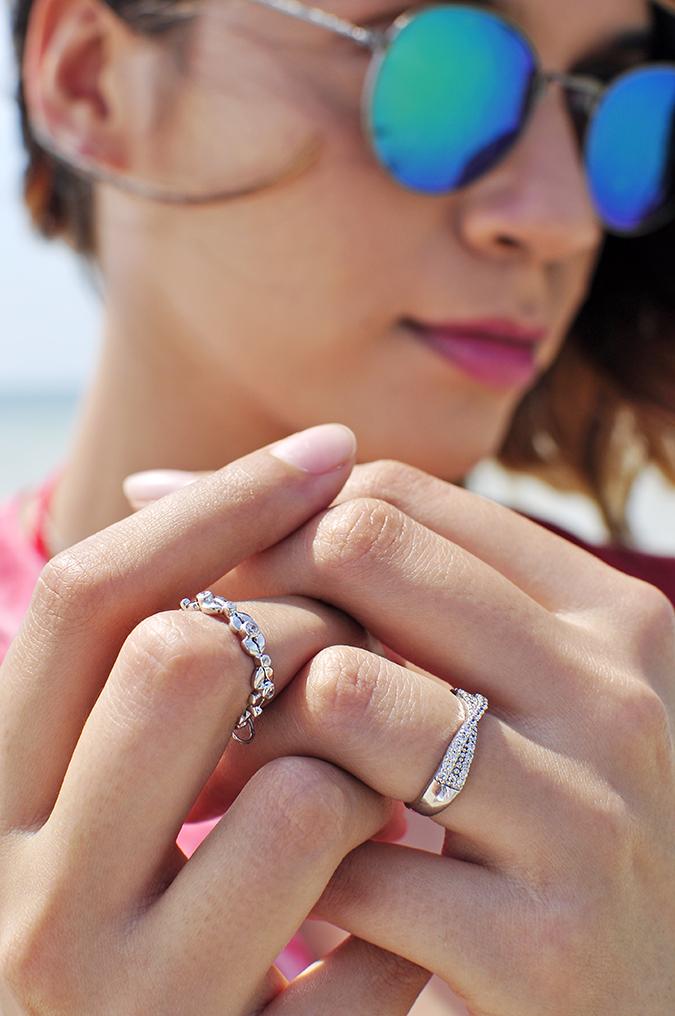 Coconut Beach | Koh Samui | Akanksha Redhu | #RedhuxKohSamui | rings