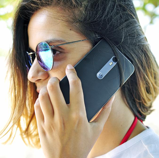 Koh Samui   Akanksha Redhu   #RedhuxKohSamui   phone on ear