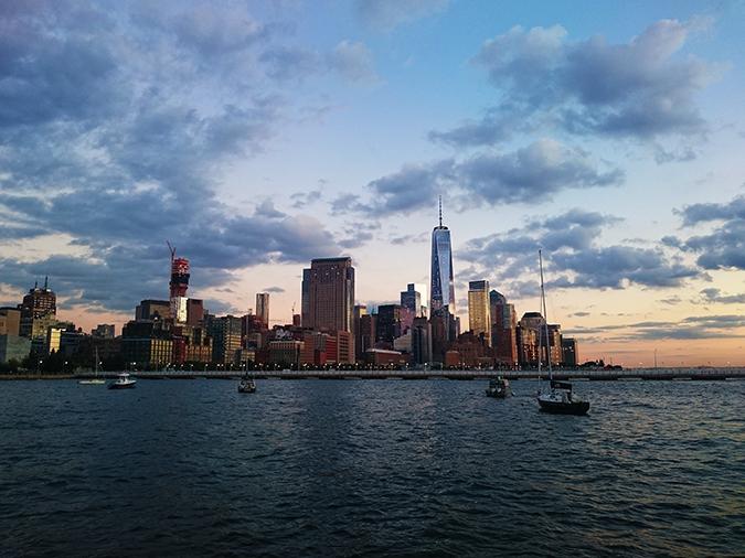 Hudson River Greenway | Akanksha Redhu | #RedhuxNYC | #eyesfornewyork | wtc wide