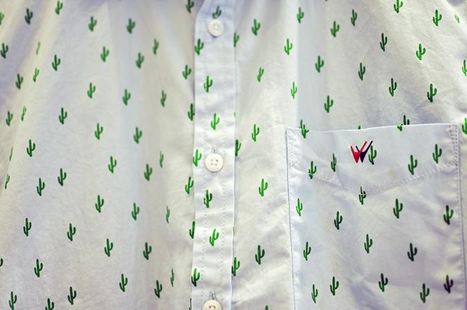 Wills Lifestyle | Akanksha Redhu | cactus print