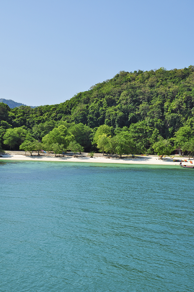 Ang Thong National Marine Park | Akanksha Redhu | mid stop beach