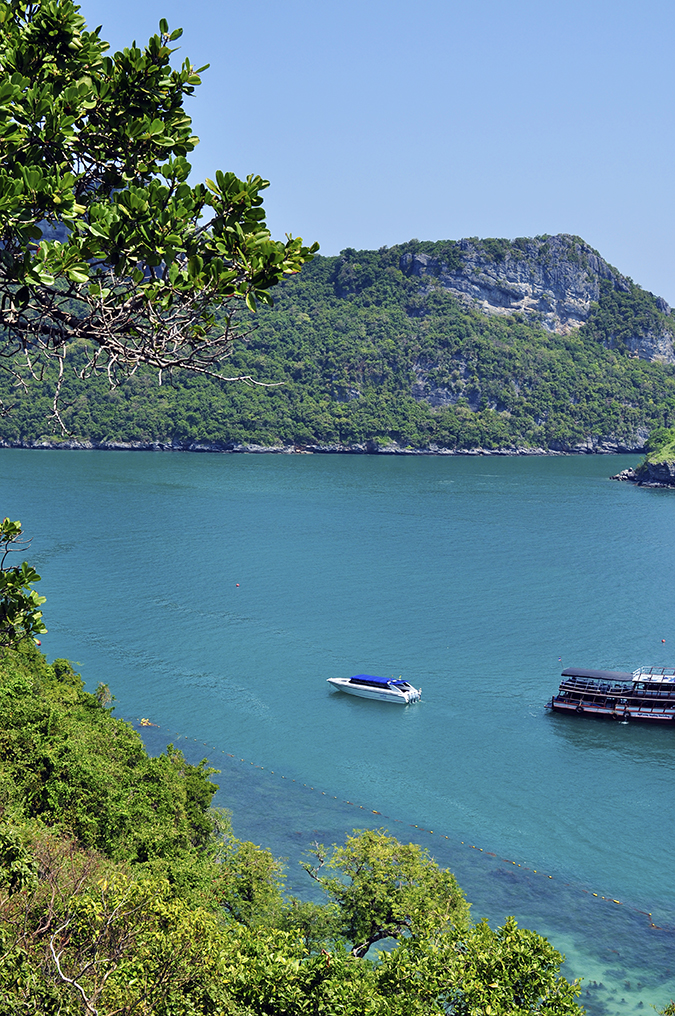 Ang Thong National Marine Park | Akanksha Redhu | 1st view point