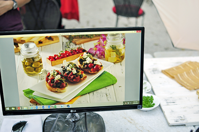 Canon EOS 1300D   Akanksha Redhu   #ReadyWithEOS1300D   food on computer screen wide