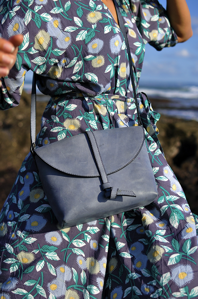 Bali | Akanksha Redhu | bag and dress