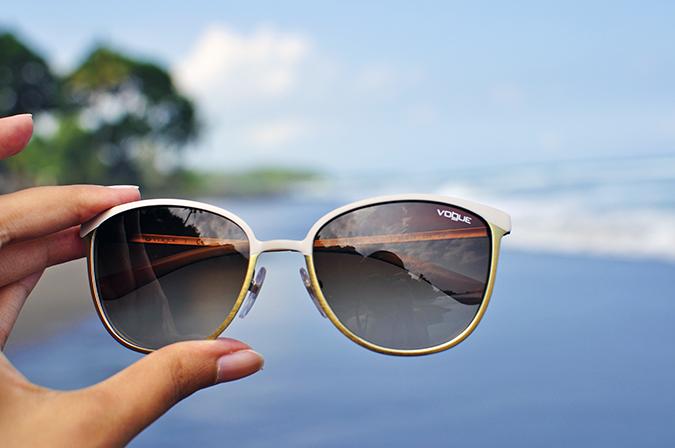 Soka Beach Bali | Akanksha Redhu | sunglasses wide