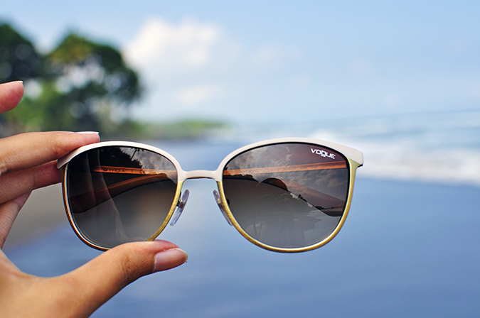 Soka Beach Bali | Akanksha Redhu | sunglasses wide