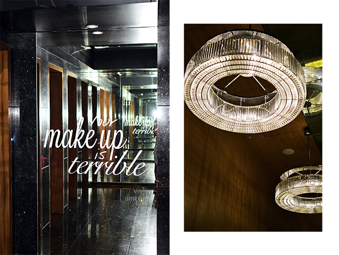 The Lalit Chandigarh | Akanksha Redhu | combo kitty mirror chandelier