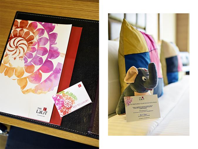 The Lalit Chandigarh | Akanksha Redhu | combo room branding elephant