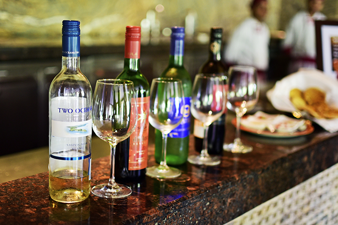 The Lalit Chandigarh | Akanksha Redhu | indian wines