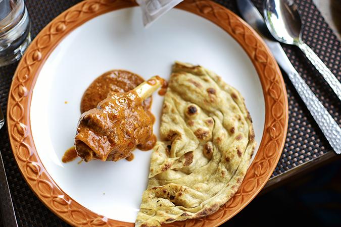 The Lalit Chandigarh | Akanksha Redhu | nali mutton