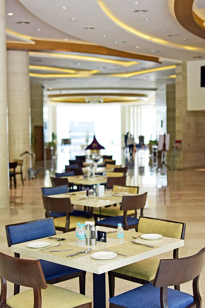 The Lalit Chandigarh | Akanksha Redhu | 247 long lobby