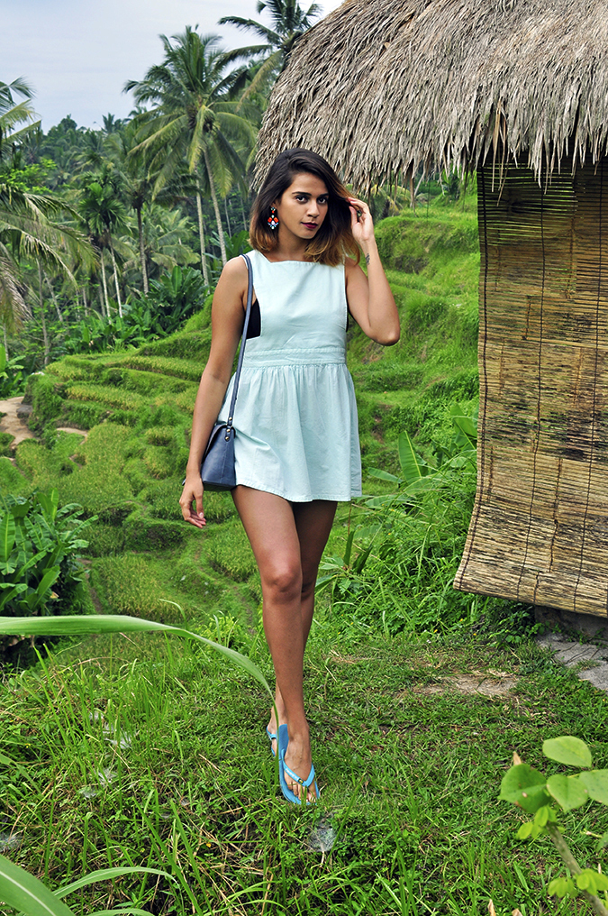 Tegalalang Rice Terraces - Ubud | Bali | Akanksha Redhu | ful front hut