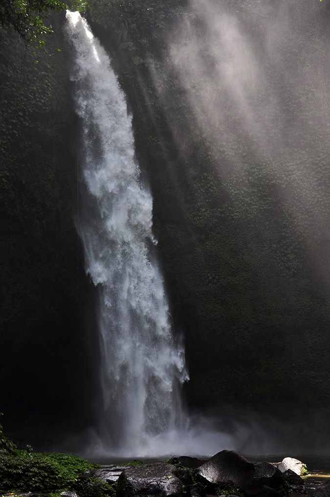 Nungnung Waterfall   Bali   Akanksha Redhu   waterfall
