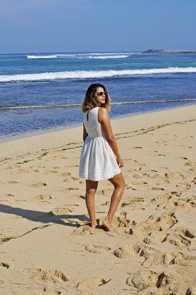 Nikkos Beach | Bali | Akanksha Redhu | full side sand