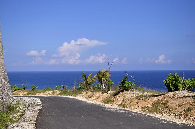 Pantai Melasti   Bali   Akanksha Redhu   road wide