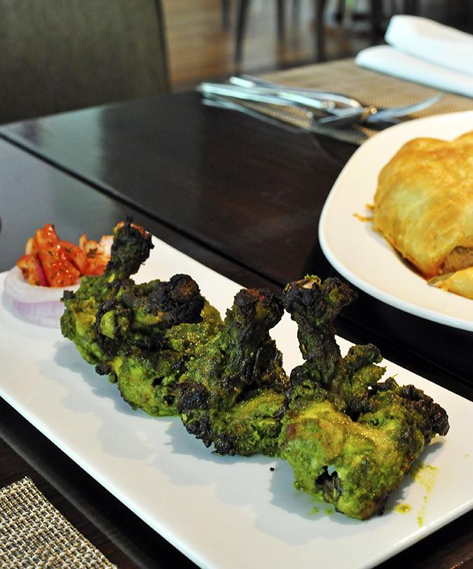 JW Marriott |Chef Vivek Bhatt | Akanksha Redhu | murg