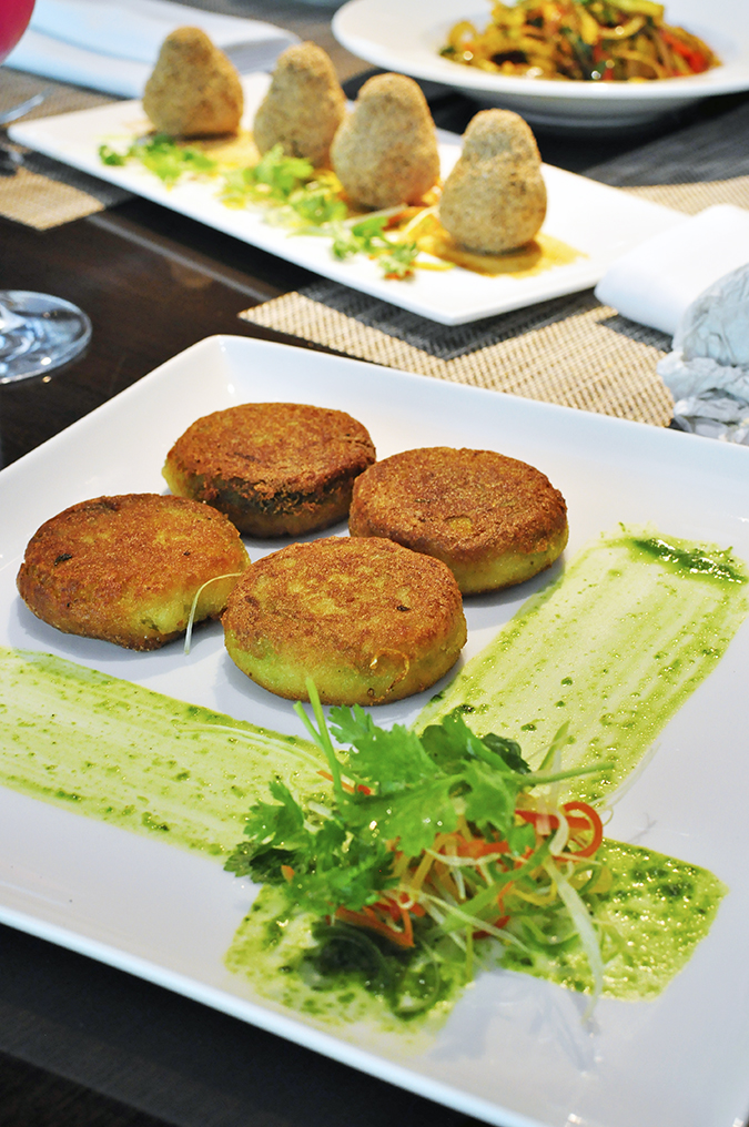 JW Marriott |Chef Vivek Bhatt | Akanksha Redhu | tikki