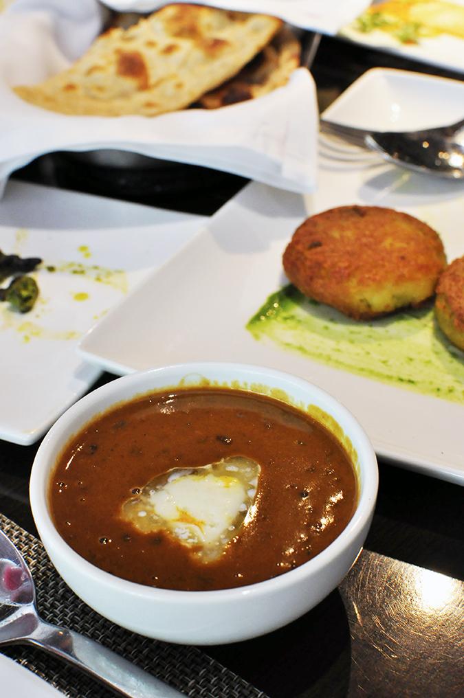 JW Marriott |Chef Vivek Bhatt | Akanksha Redhu | dal makhani